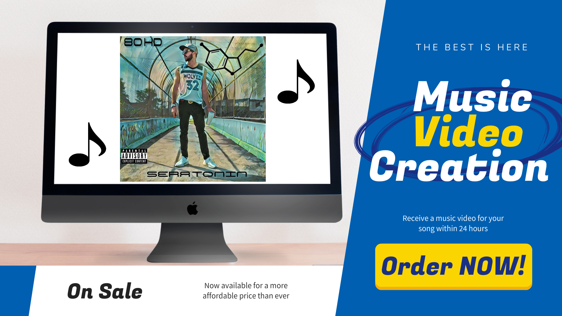 Create A Music Video Within 24 Hours