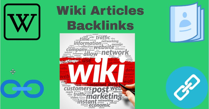 100 Wiki Articles Back links. contextual Back links
