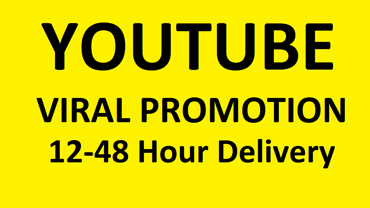 Youtube Viral Video Marketing Promotion Worldwide Audience
