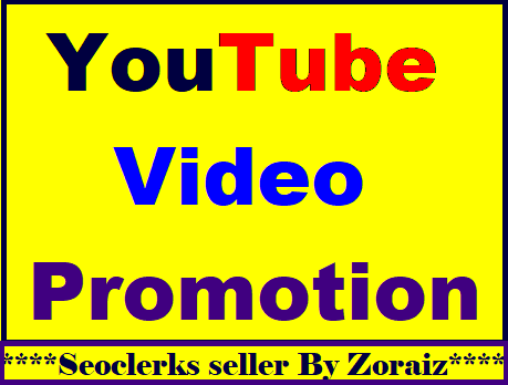 Best YouTube Video Promotion And Social Media Marketing