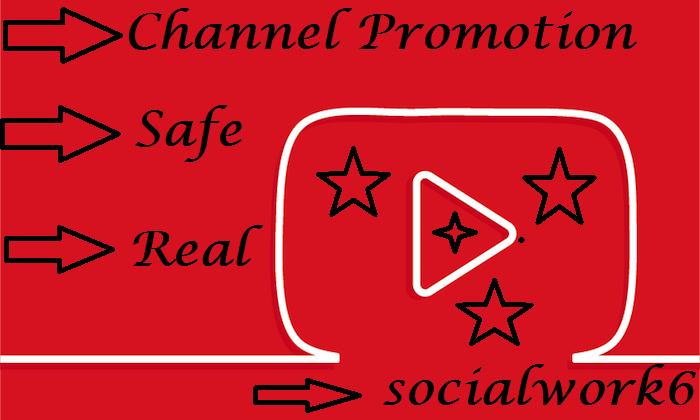 Real People Promotion Channel Via World Wide User