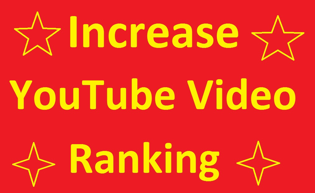 Increase High Quality YouTube Video Phomotion