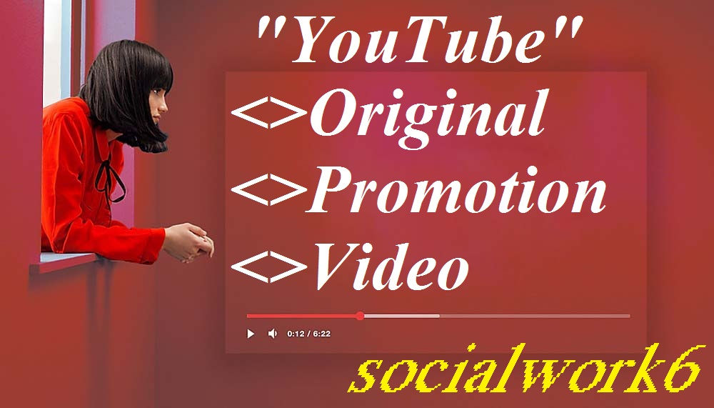 Manually Promotion Natural YouTube Video Via World Wide User