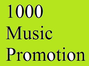 Get 1000 Music Profile or Playlist Followers