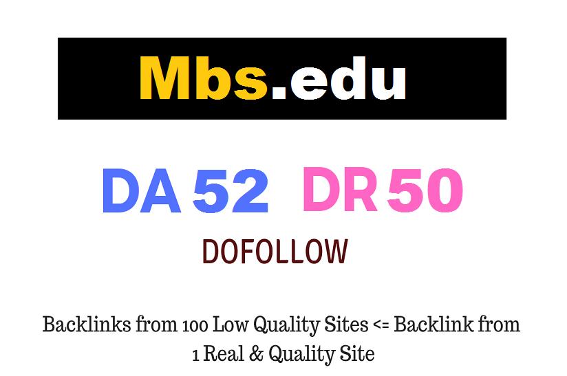 Guest Post on Melbourne Business School - Mbs.edu - DA52 DR50