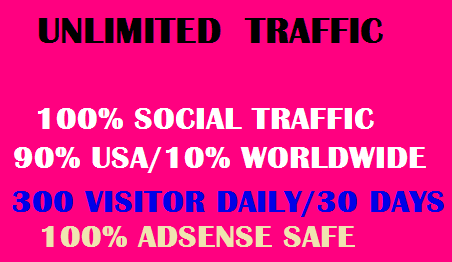 50000 USA target Drive Traffic To Your Website full month