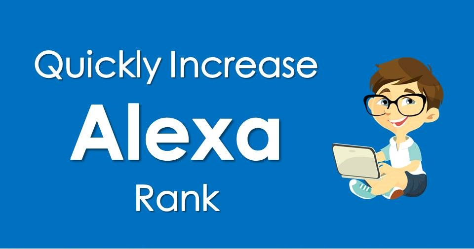 Increase Your global alexa rank having a lower rank than 200k