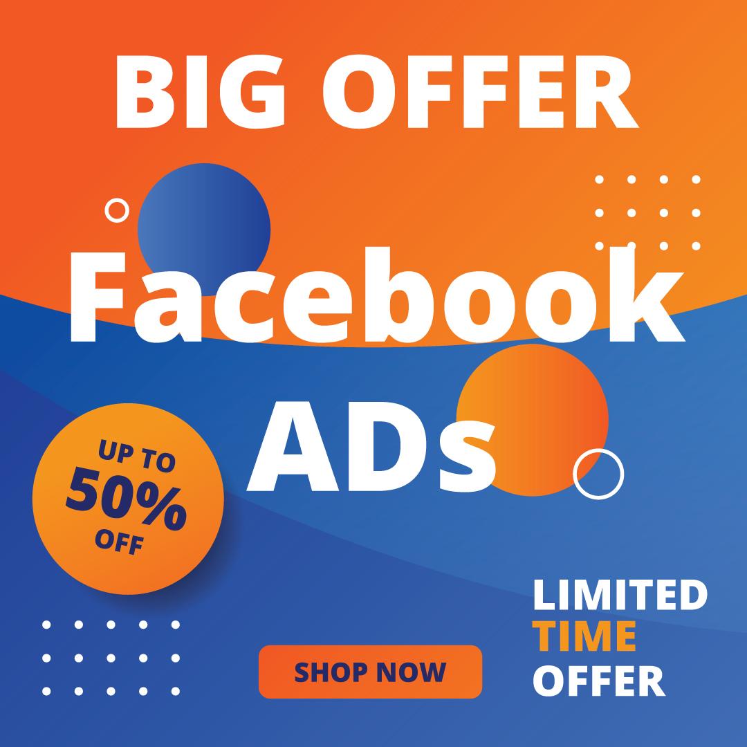 Design Facebook Ads or Design Facebook Post