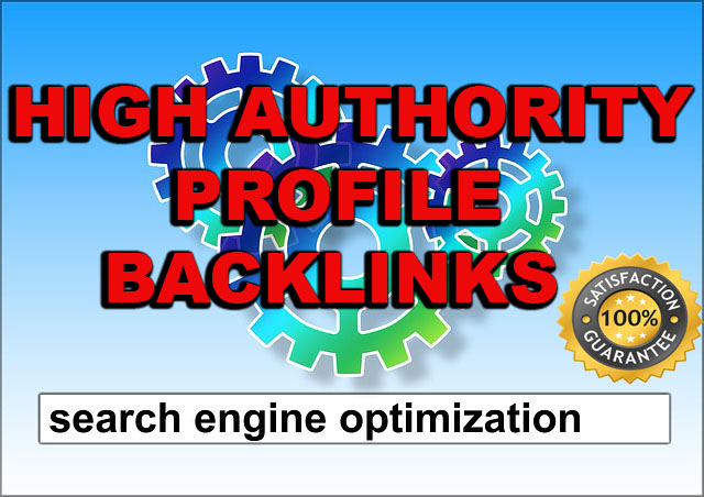 Manual 30+ Profile Backlinks to Boost Ranking of Website or Youtube Video