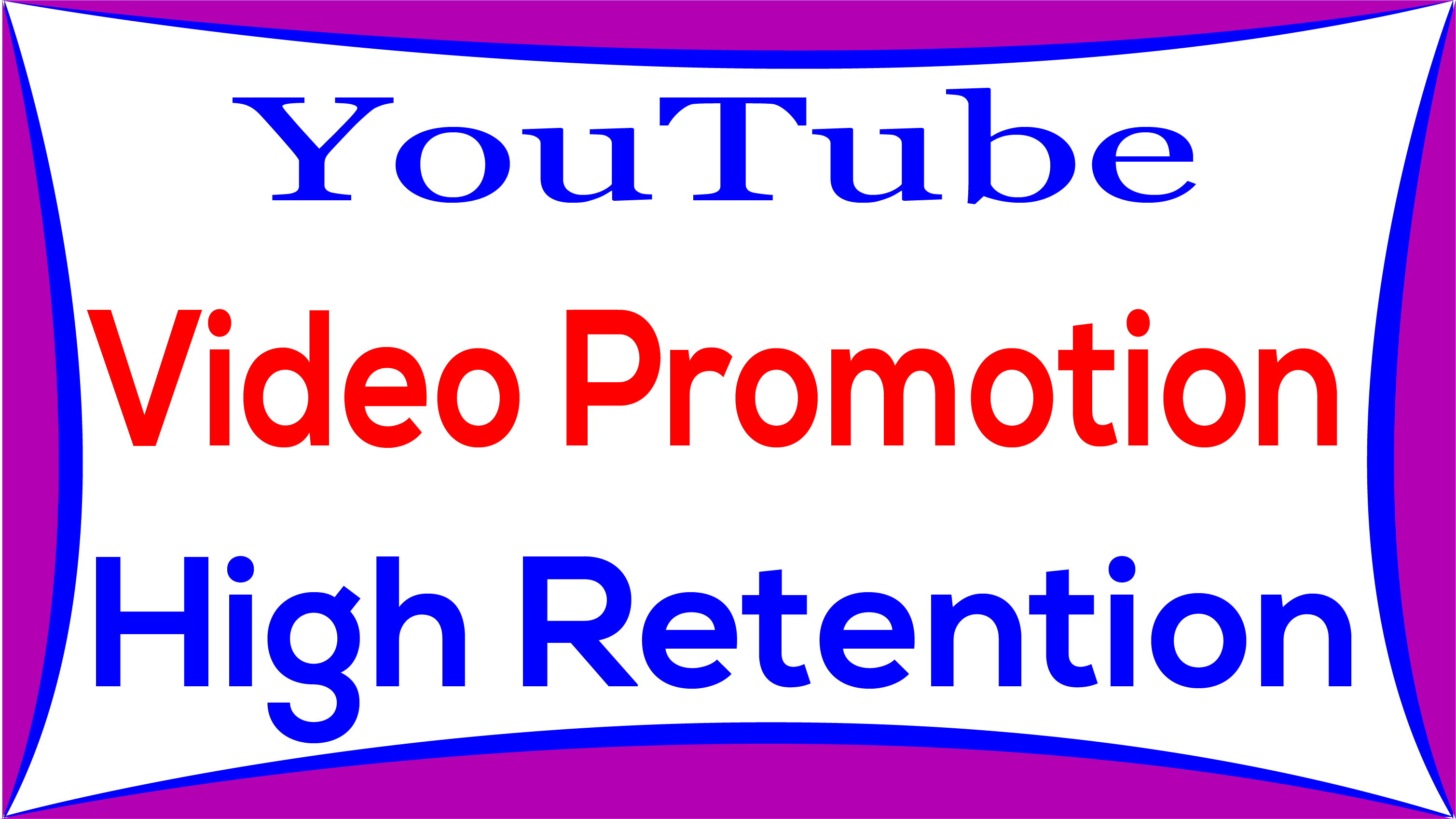Fast Video Promotion High Quality and High Retention