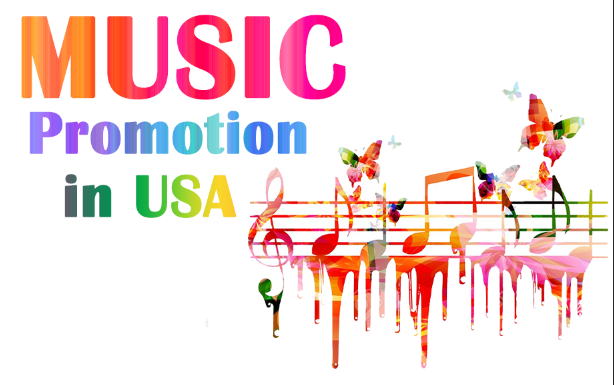 Promote your track in USA with organic services