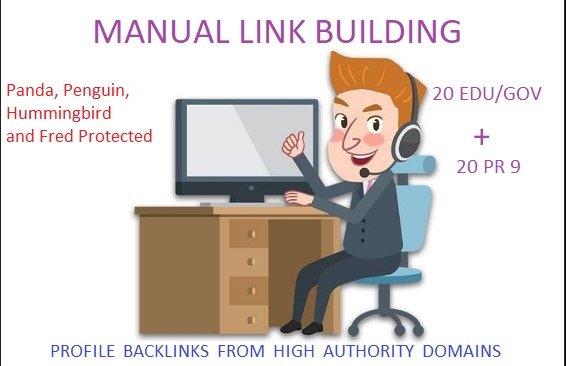 20 Edu - Gov + 20 PR 9 High DA SEO Authority Backlinks - Fire your Google Ranking