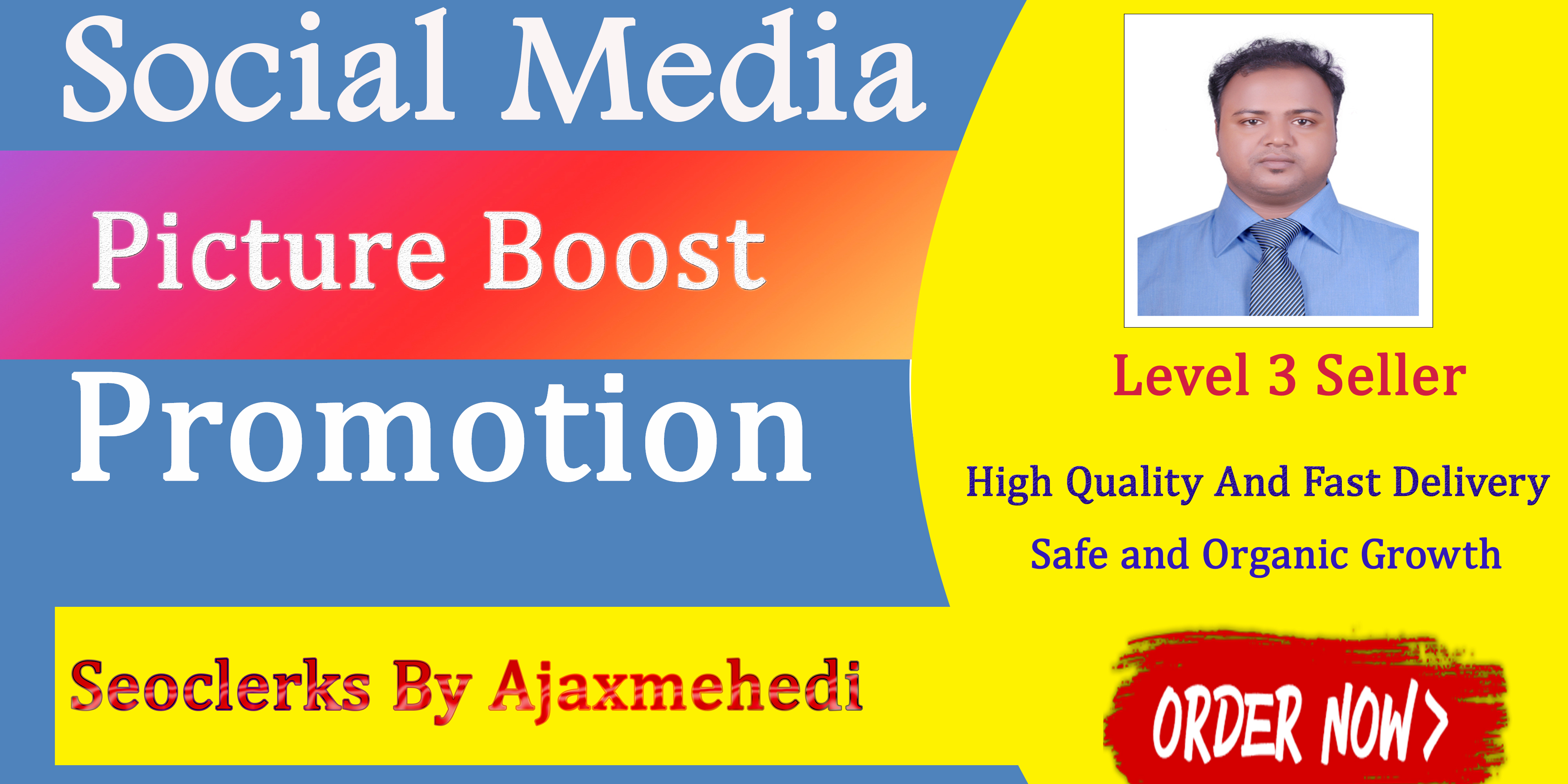 Do Genuine And Real Social-Media Pictures Boost Advertisement