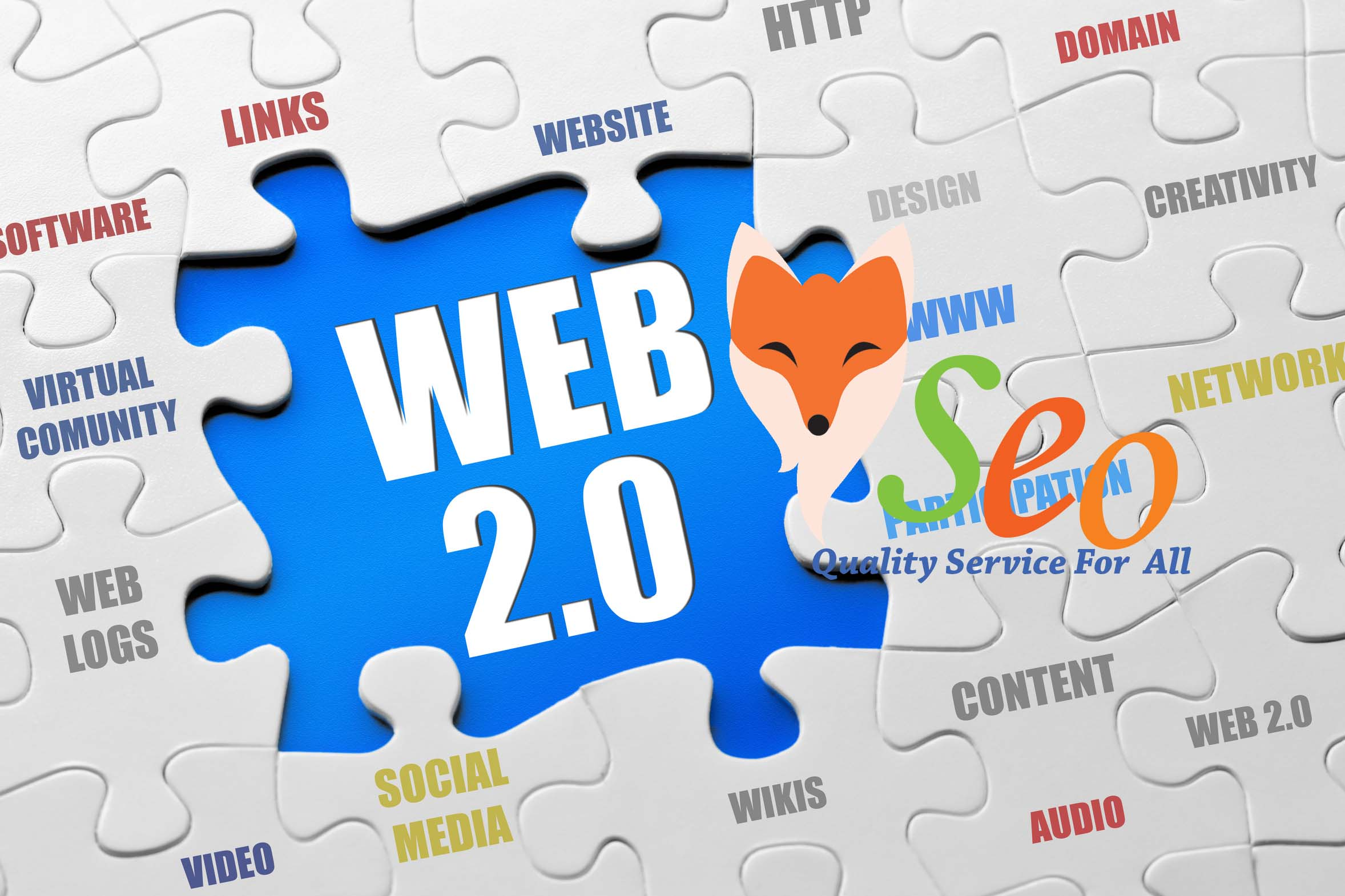 Rank on Google with 20 Dofollow Manually Created web 2.0, Profile, Wiki Backlinks