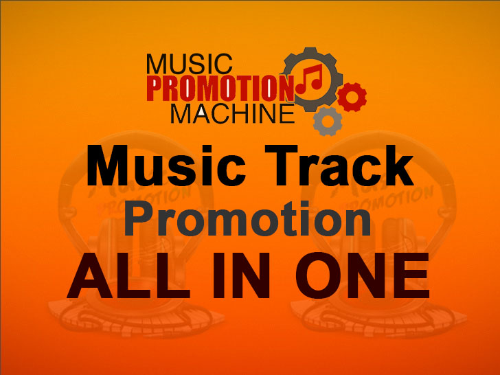 Music Promotion Permanent Service in Your Music Track
