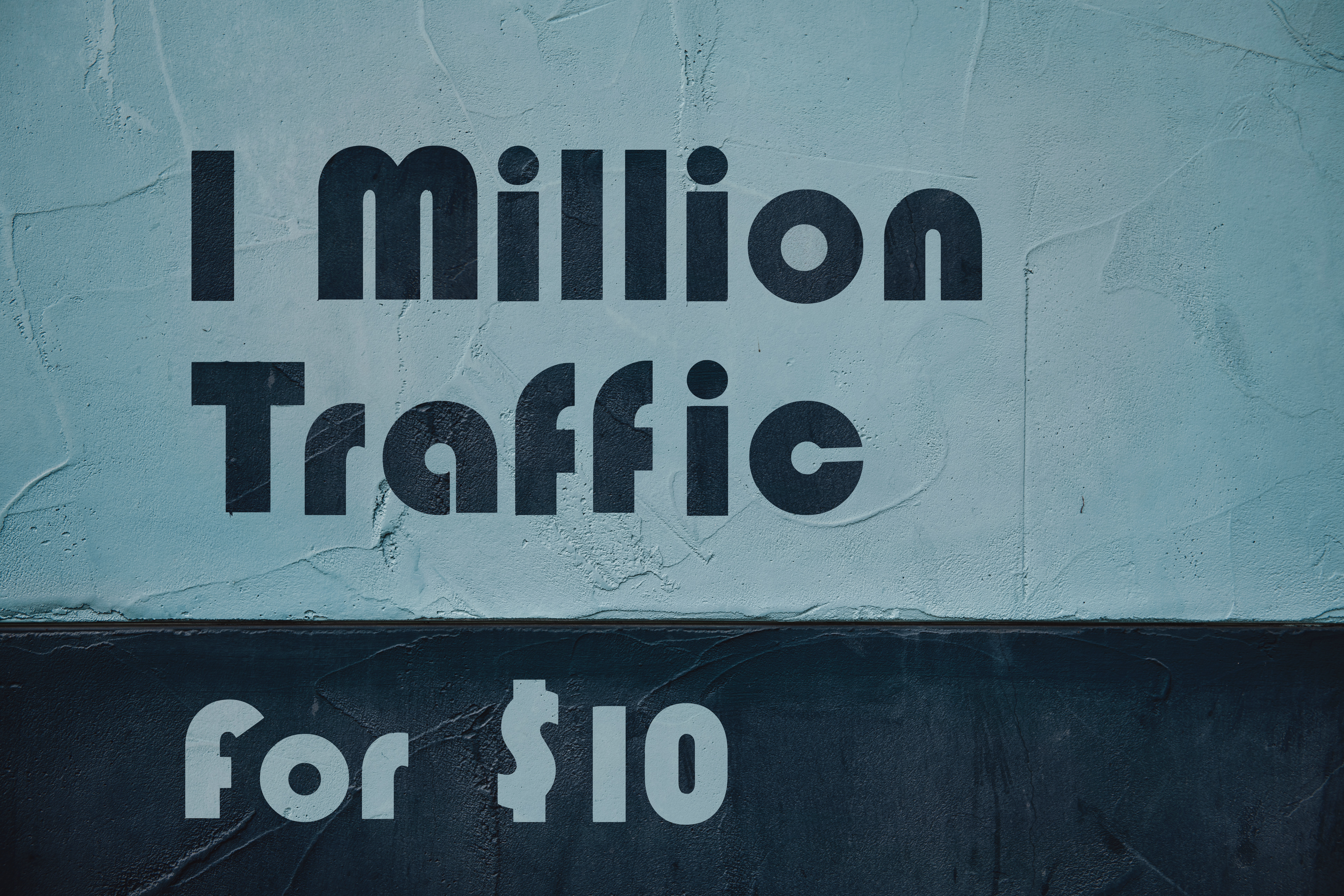 1 MIllion Website Traffic From Google