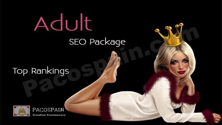 Buy this ADULT Ranking Package &ndash Top Google Results
