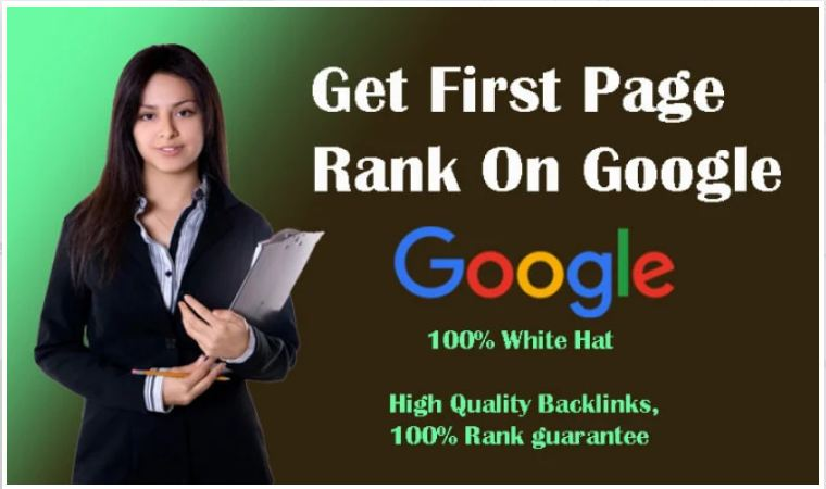 Gets your website ranked First page on google for 5 keyword&rsquo s- On Page setup only Main Page