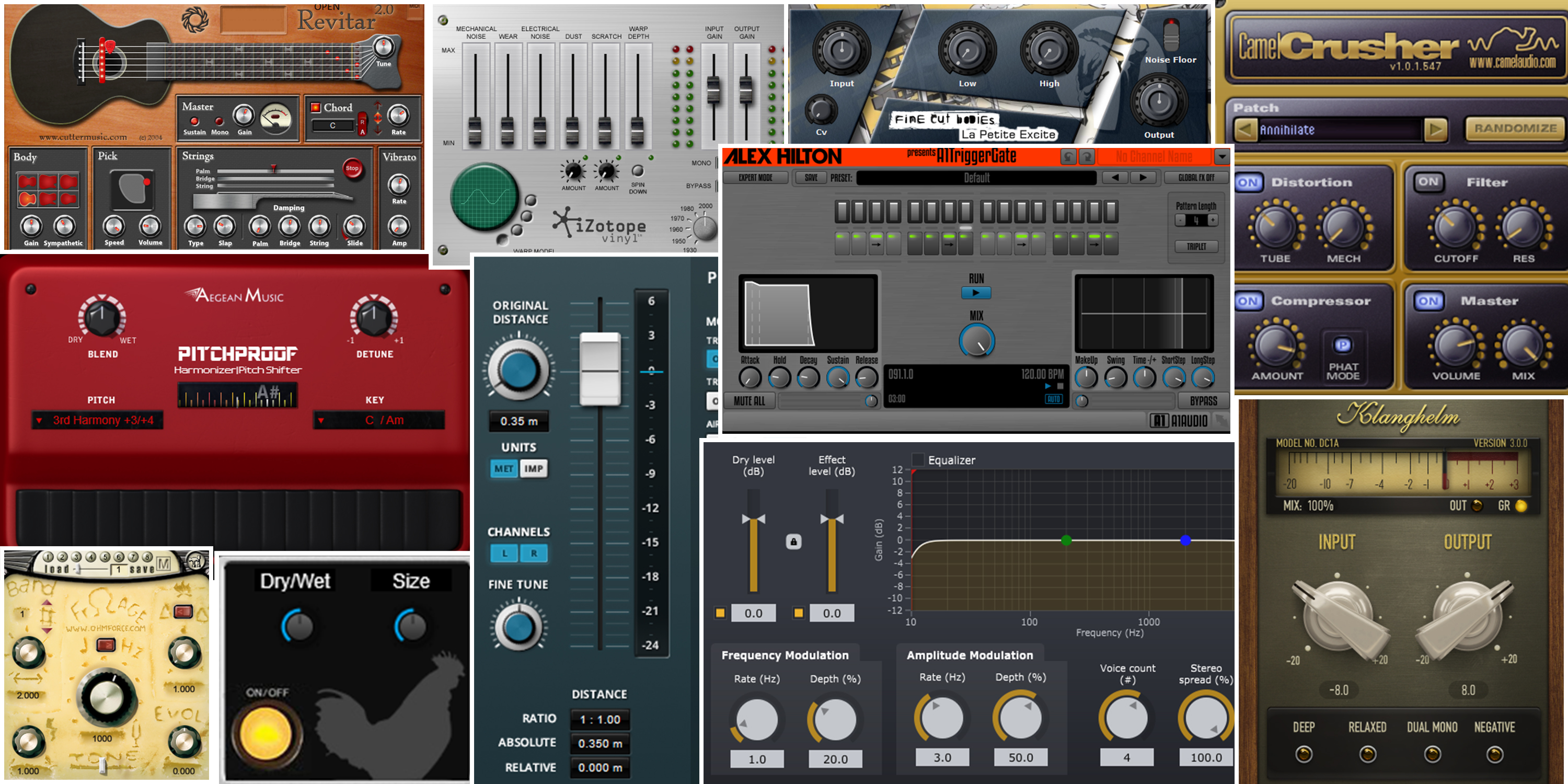 I will Give 30 VOCAL, Audio Mixing And Mastering Plugins For Your Music Tracks