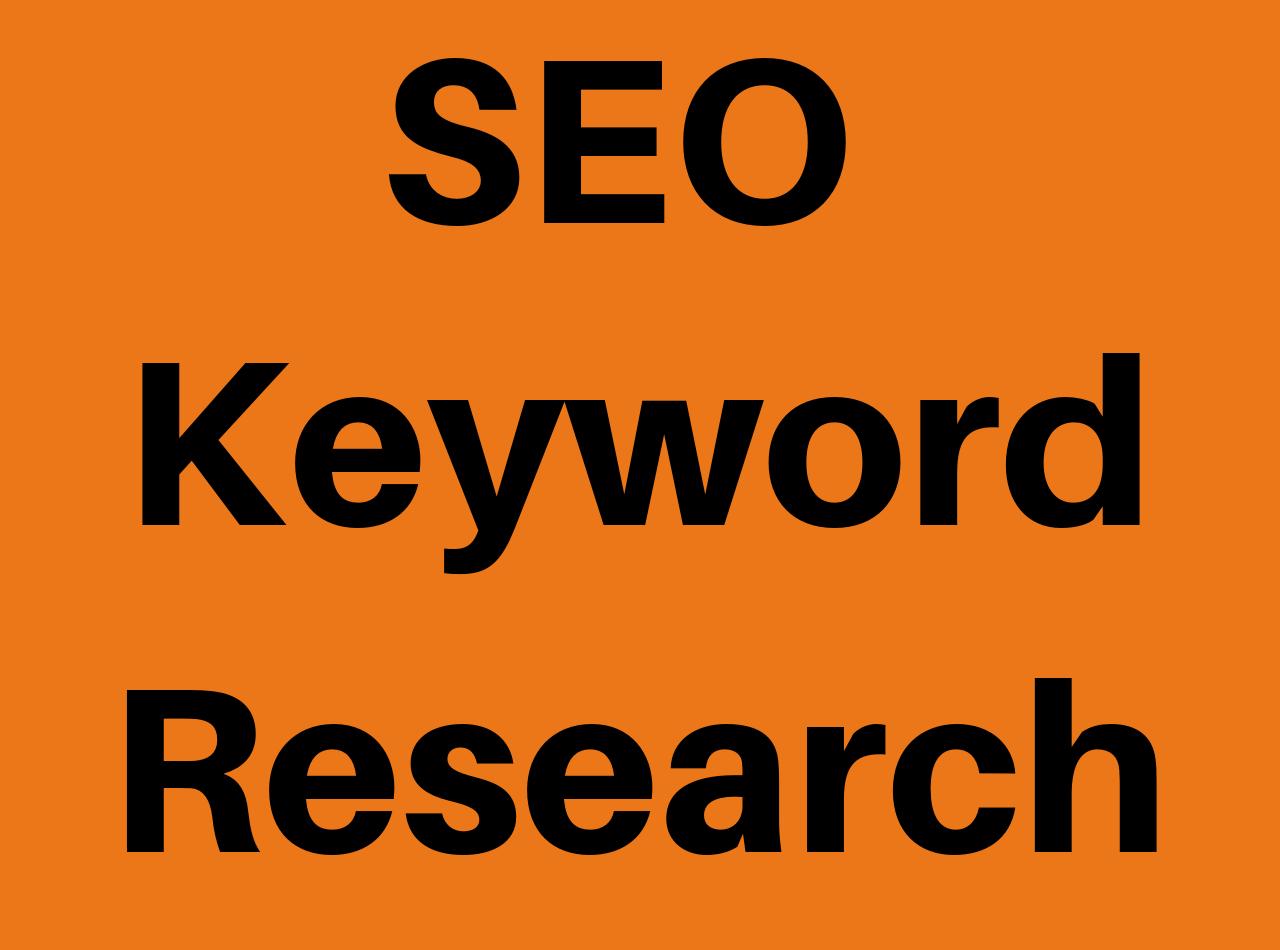 Top Compeititor SEO Keyword Research
