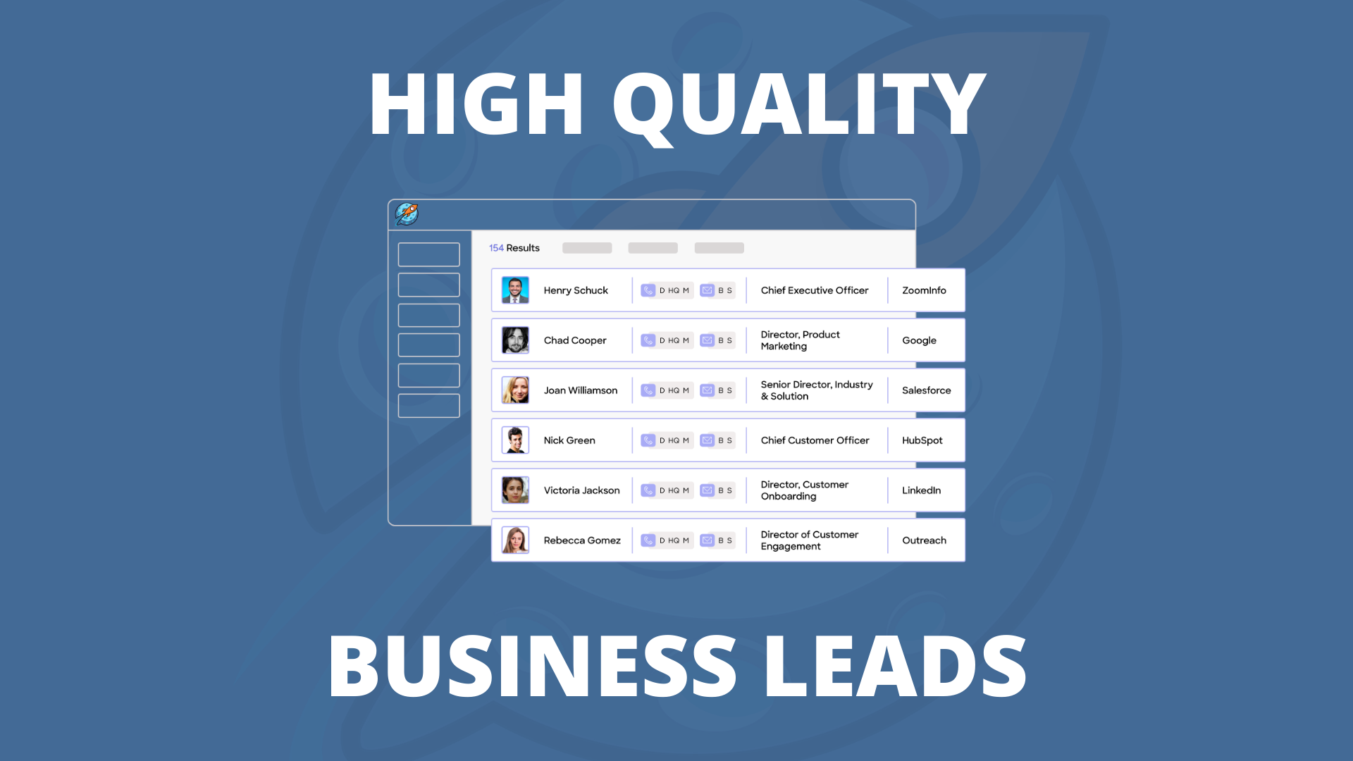 UNLIMITED Business Leads High Quality Leads ONLY