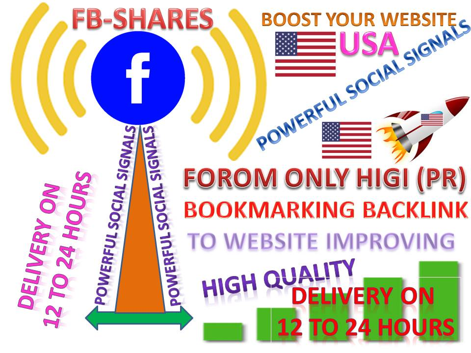 GET POWERFUL 5,500 USA SOCIAL SIGNALS FROM WEBSHARES ONLY HIGH BACKLINKS TO WEBSITE IMPROVING