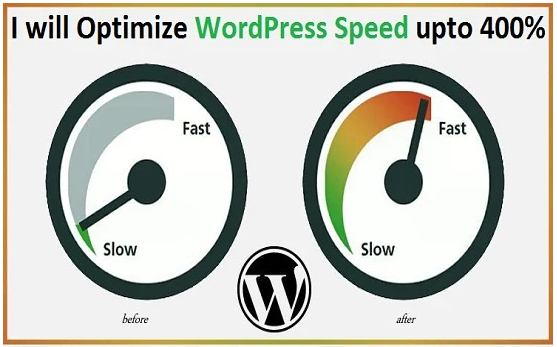WordPress Speed Optimization Fastest Speed Upto 400 Page Speed Improvement
