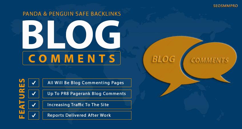 Do 1000 Panda & Penguin Safe Blog Comments for Website Ranking