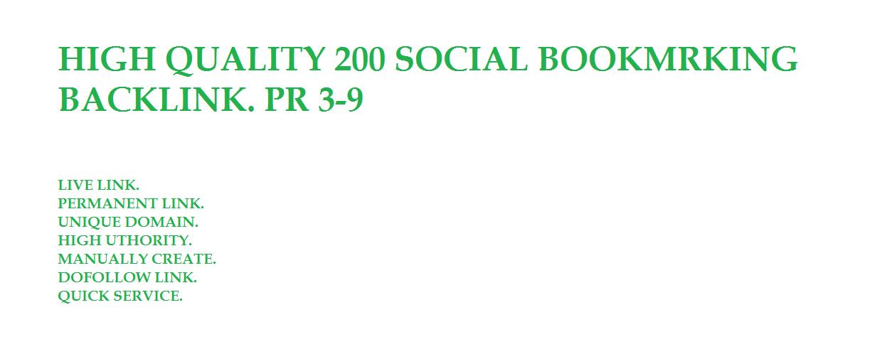 Locomotive Offer create 200 Social Back Link