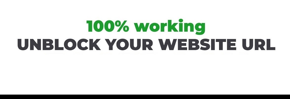 I Will Help to Get Your WEBSITE URL Unblocked On Facebook