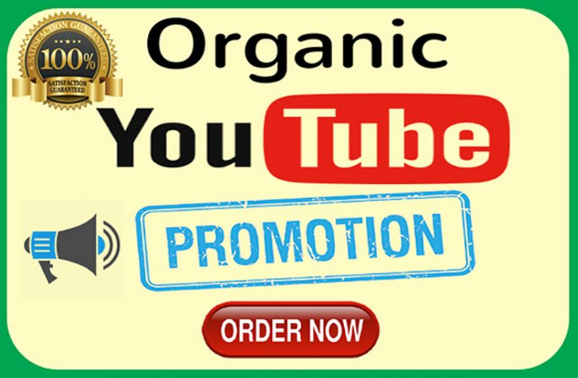 YouTube Video Marketing and Promotion Real Active User