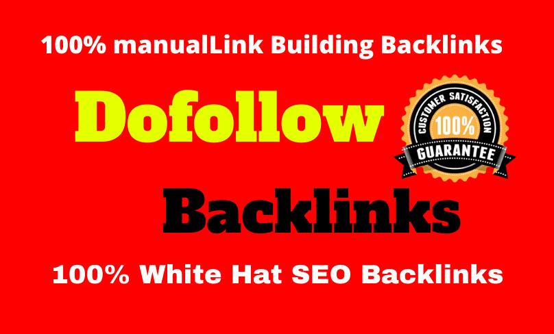 Manually 499 High Authority DA PA Dofollow Backlinks