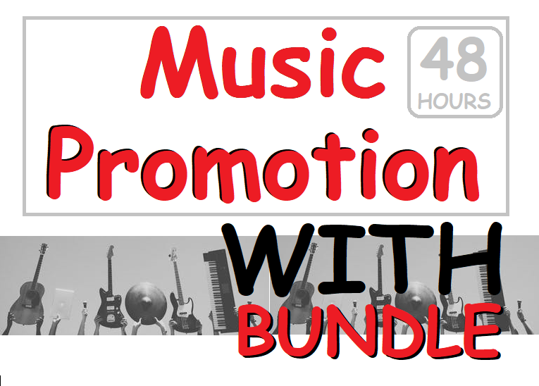MUSIC PROMOTION bundle with high quality