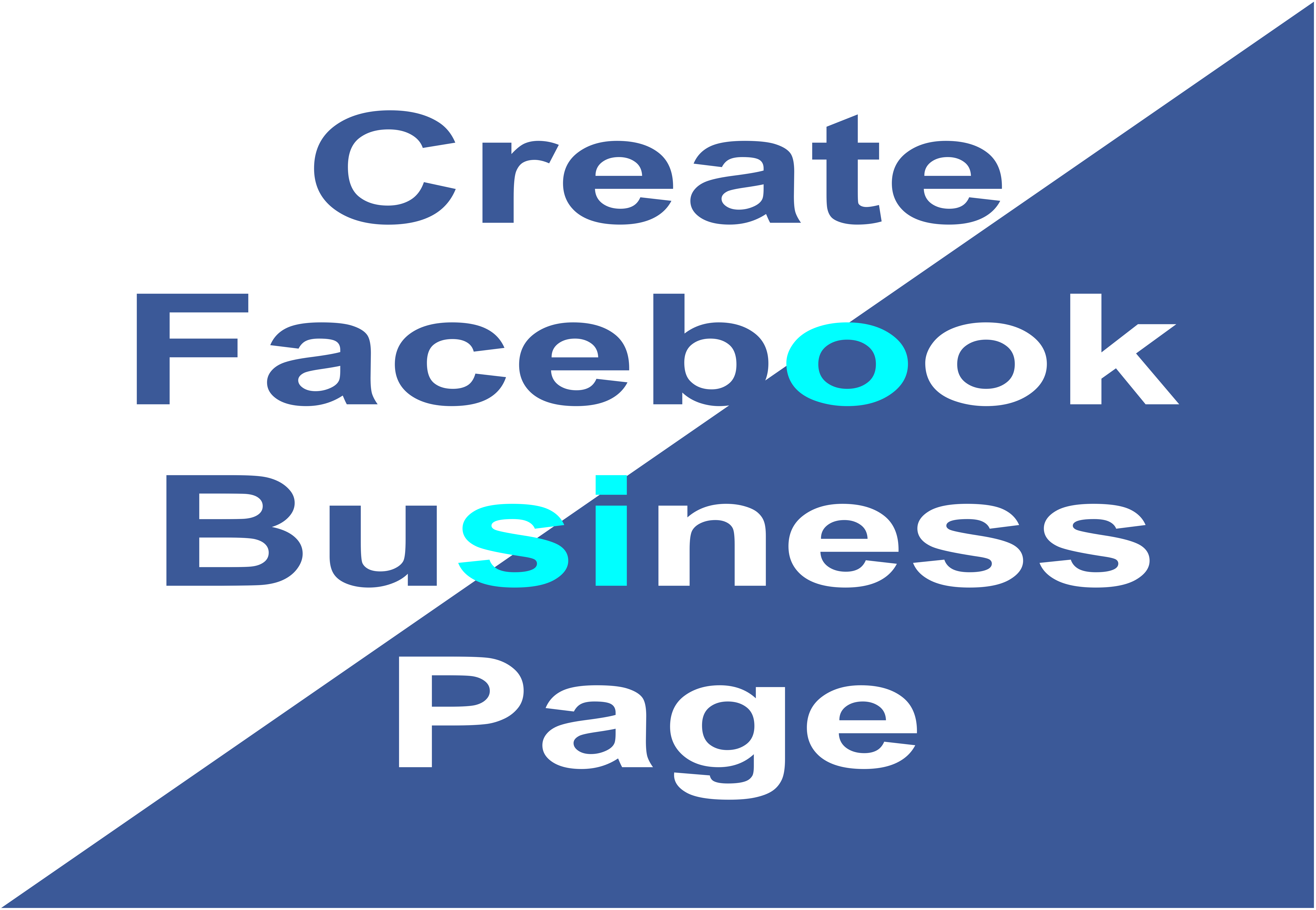 Create your page and make it attractive