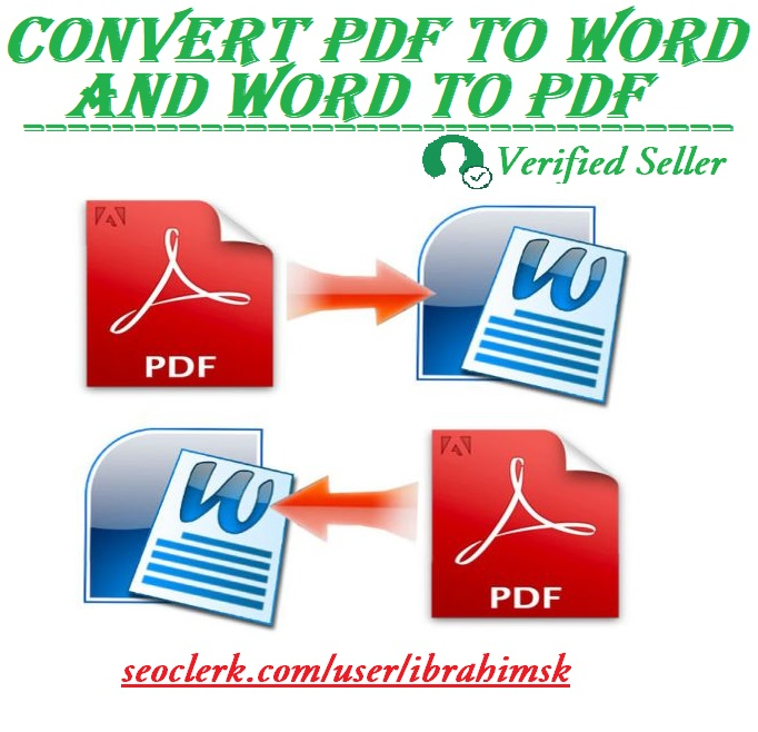 Convert Pdf To Word And Word To Pdf