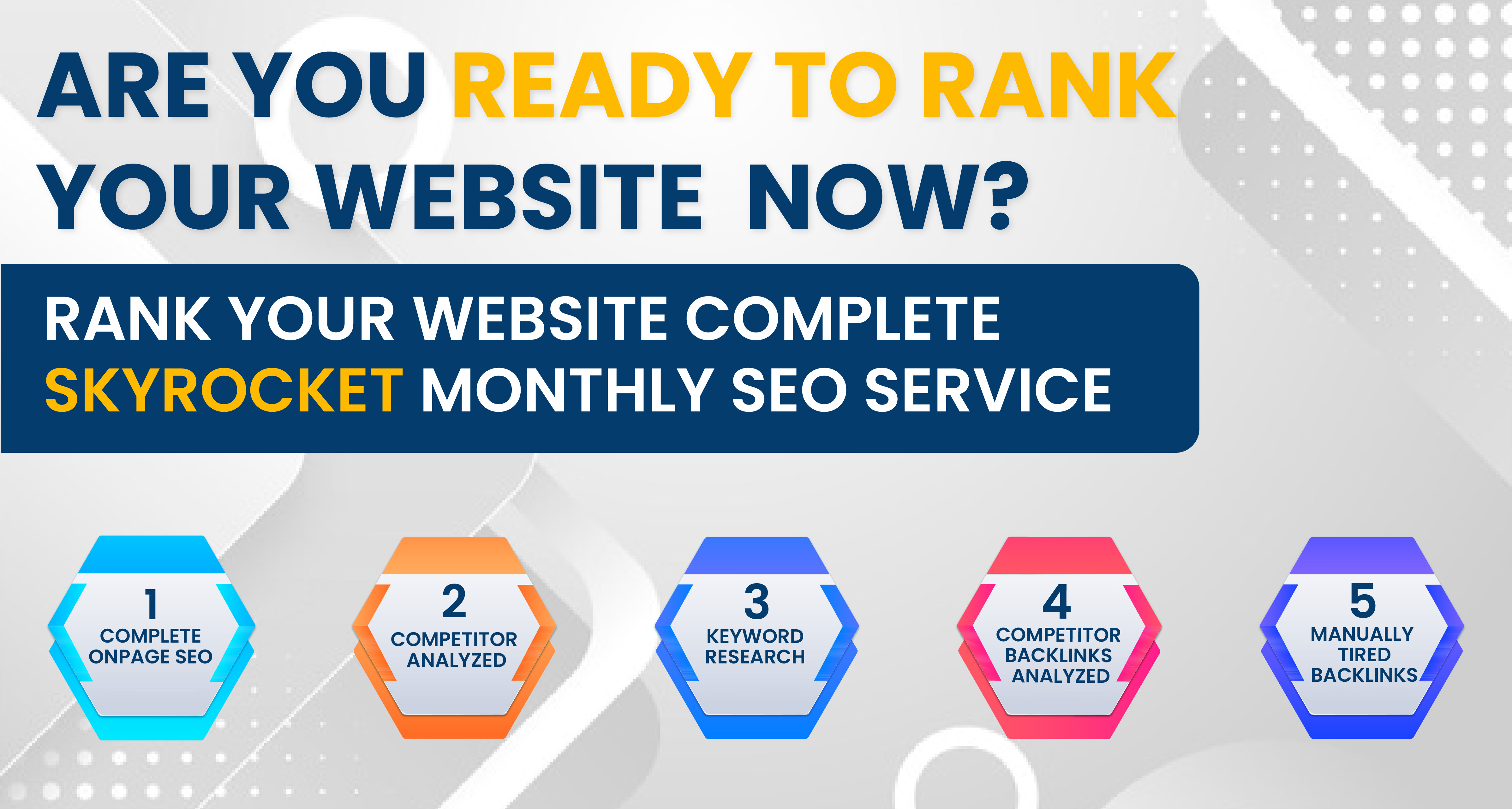 I will rank your site on first page in google complete SEO Service 30 Day Drip feed