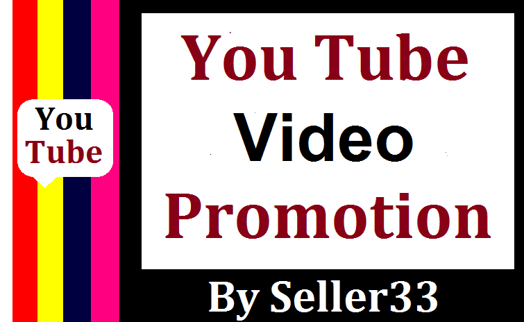 NON DROP & HIGH QUALITY YOU TUBE PROMOTION 36 hrs DELIVERY