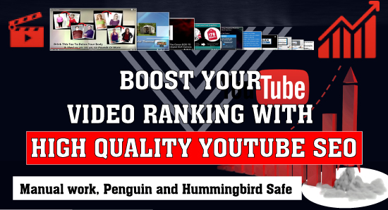 Boost your video ranking with high-quality YouTube SEO