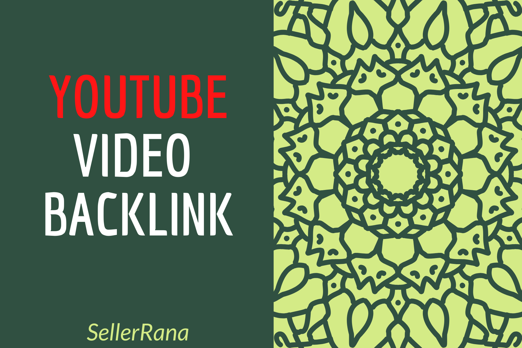 Back-link On your Video For many Website Just Few Hours