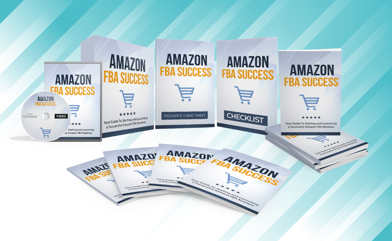 I will give you Amazon FBA Success,  Video Course & Reselling Tools
