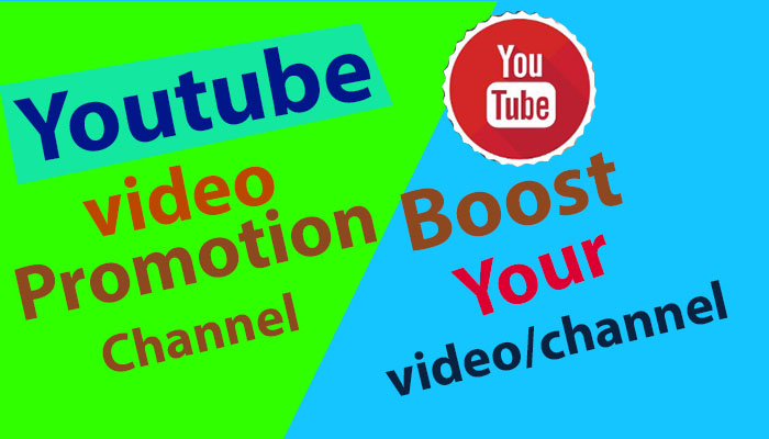 Youtube Video Promotion High-Quality via social media marketing