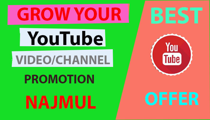Get the Best Promotion for YouTube Via Social Media Marketing