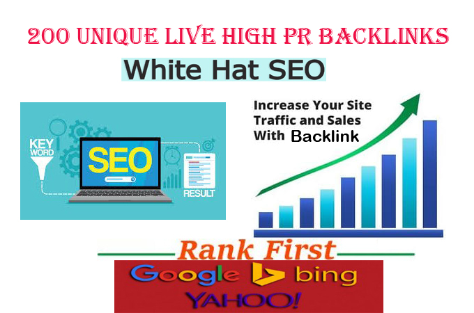 I will create 30 white hat backlink