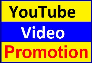 Organic YouTube Video Promotion & Social Media Marketing Just