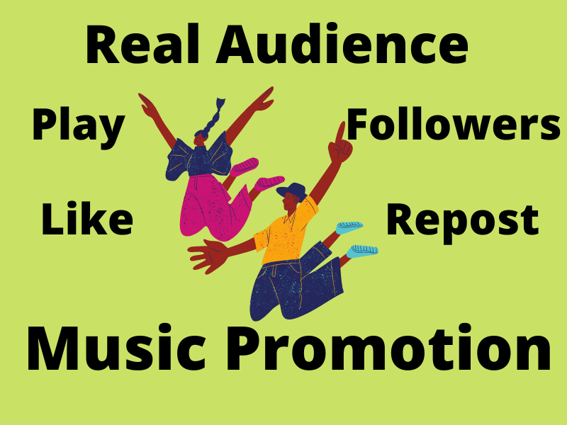 Get Music Promotion Service and Fast Delivery