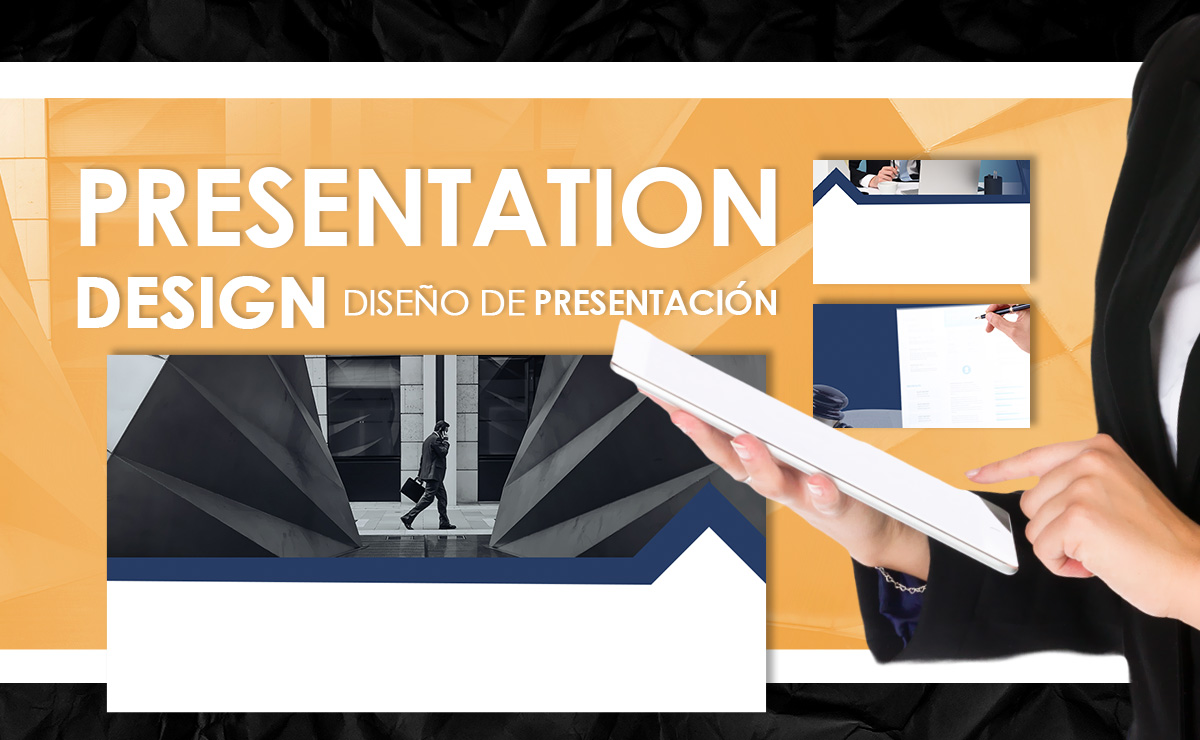 I will design your power point presentation