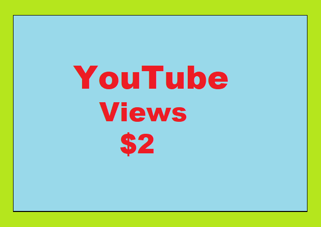 YouTube Video Promotion High Quality Marketing