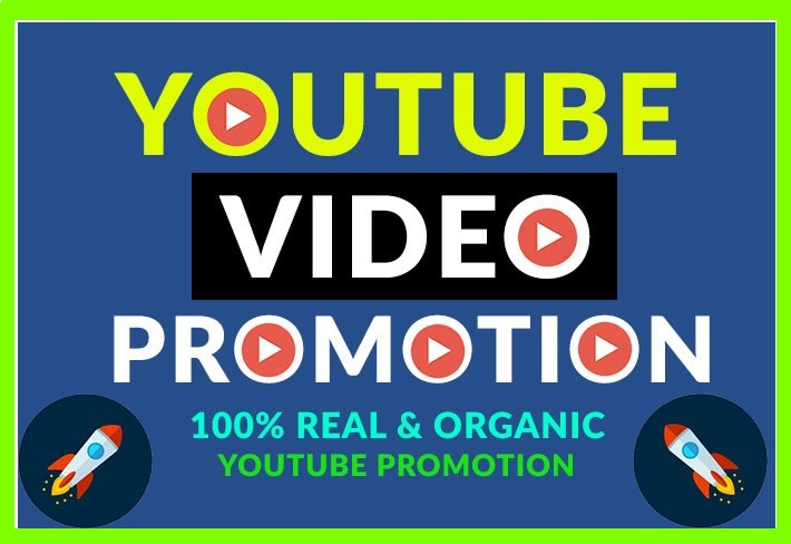 YouTube Video Promotion Worldwide Real Active Audience