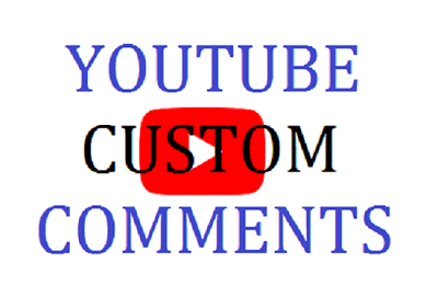 Promotion Video Custom Comments