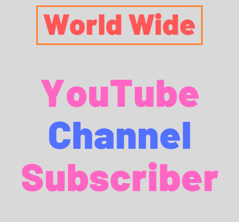 30 YouTube Chennel Promotions Fast